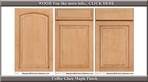finished kitchen cabinet doors 611 maple cabinet door styles and finishes maryland 7198