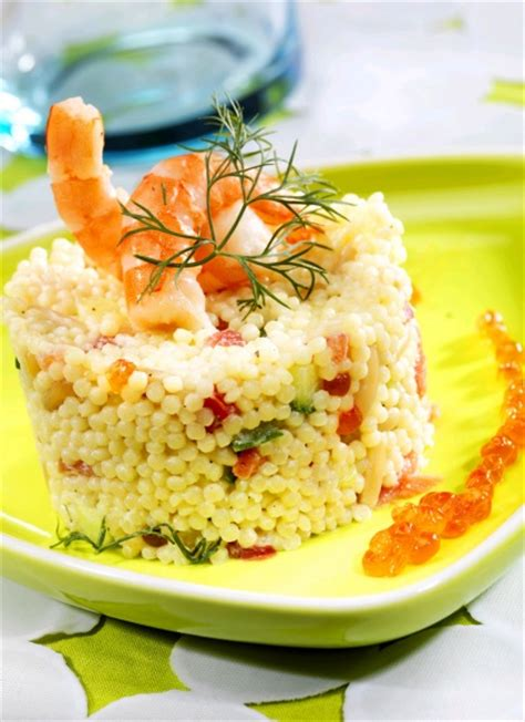 salade de la mer aux perles alpina savoie