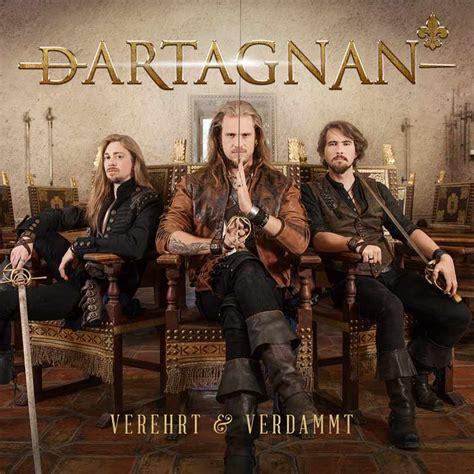 photo de d artagnan dartagnan musketier rock offizielle webseite
