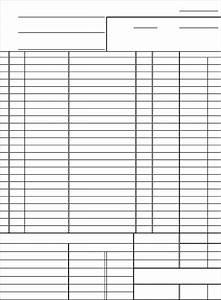 Cash Template Petty Cash Envelope Template Free Download