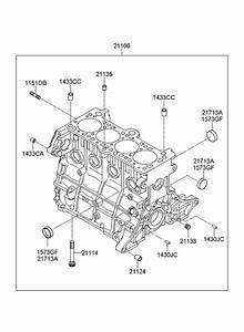 2007 Hyundai Accent Engine Diagram