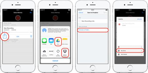 to upload photos from iphone to dropbox how to upload voice memos on my iphone directly to dropbox
