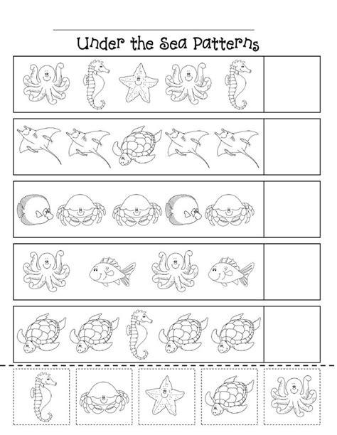 Ocean Patterns  Scribd  Ocean Theme  Pinterest  Crafts, Animals And Patterns