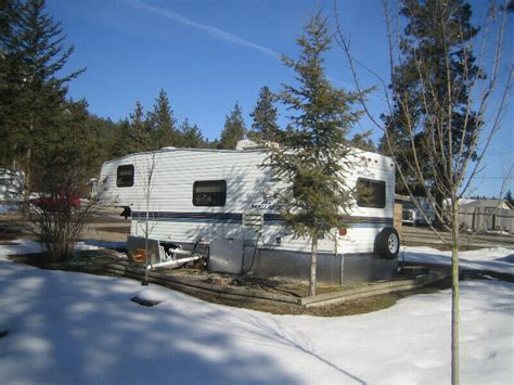 mallard  wheel trailer  sell travel trailers campers penticton kijiji