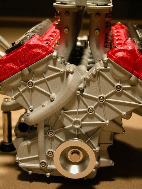 From wikimedia commons, the free media repository. Collector Studio - Fine Automotive Memorabilia - 1/4 2003 Ferrari Enzo engine