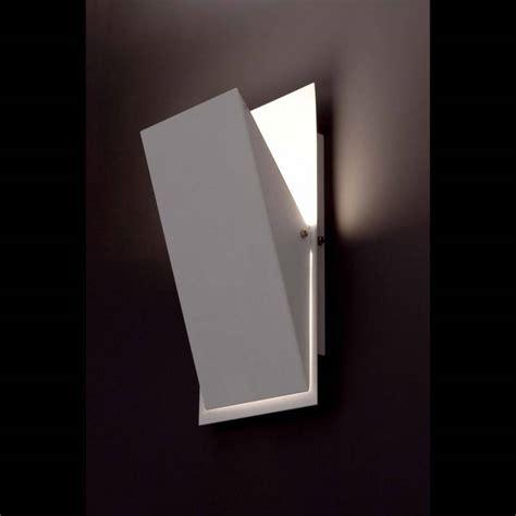 aplique de pared homs  luz rs led blanco faro