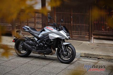 Suzuki Katana by 2020 Suzuki Katana Review Motorcycle Tests Mcnews Au