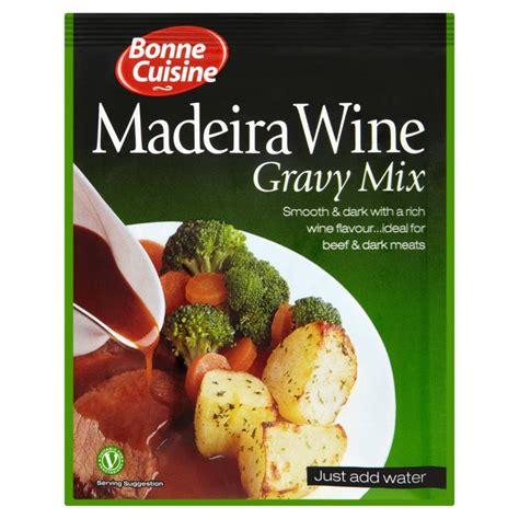 bonne cuisine morrisons crosse blackwell bonne cuisine madeira wine gravy mix 30g product information