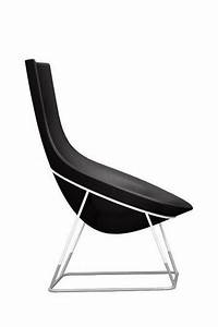 Fauteuil design tom yam noir furniture pinterest for Fauteuil rocking chair