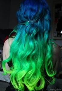 Medium Blue Hilary Duff Hair Dye AQUA BLUE 6 Blue Hair