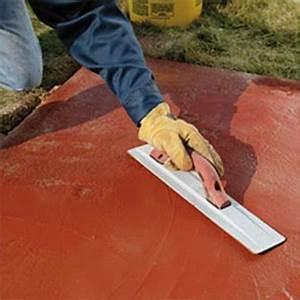 Beton Effekt Farbe : napravi sam kako da obojite ili nijansirate cement i beton ~ Michelbontemps.com Haus und Dekorationen