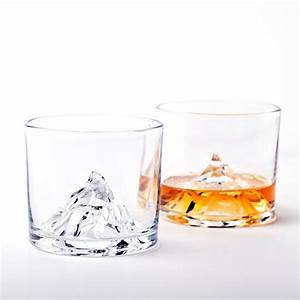 Verre A Whisky : les verres whisky matterhorn ou mont cervin effront ~ Teatrodelosmanantiales.com Idées de Décoration