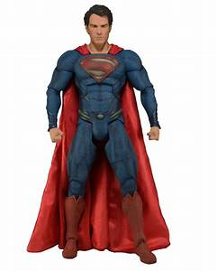 Man of Steel - 1/4th Scale Superman Action Figure