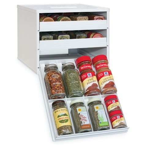 Youcopia Spice Rack by Youcopia Products For More Organized Kitchens S H E
