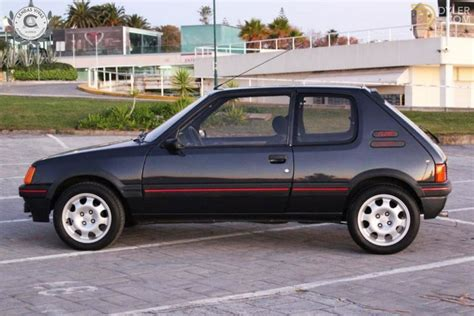Peugeot 205 For Sale by Classic 1988 Peugeot 205 Gti For Sale 3432 Dyler