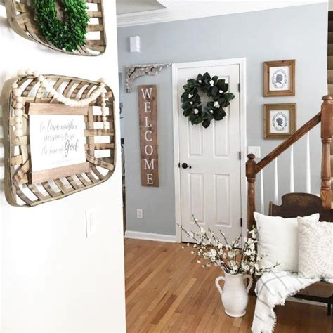 peoniesandtwine s silver strand hallway project paint