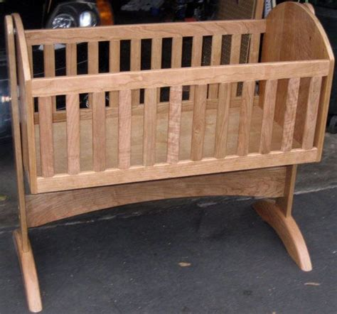 woodworking plans  baby cradle woodworking