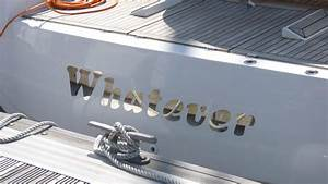 150mm stainless steel letters numbers punctuation With stainless steel boat lettering