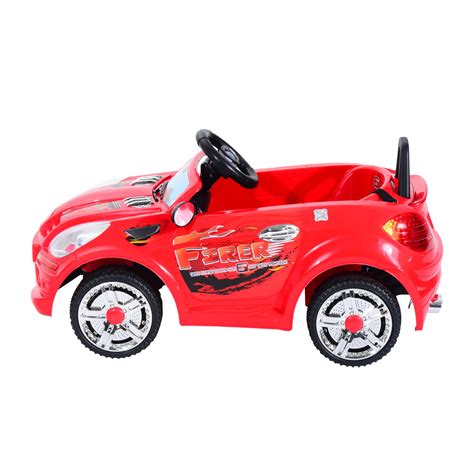 Electric Operated Cars by Electric Ride On Car Gift Operated 6v Battery