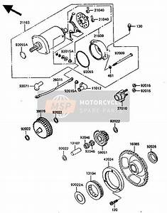 1985 Klr 600 Wiring Diagram