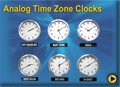digital time zone displays world clocks digital world clocks time