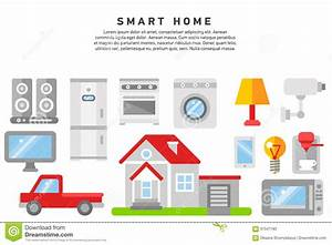 Smart Home Control : smart home iot internet of thing stock vector illustration of devices icon 91547193 ~ Watch28wear.com Haus und Dekorationen