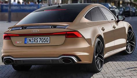 2019 Audi Rs7 Gets Rendered