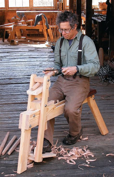 aw extra hybrid shaving horse popular woodworking magazine