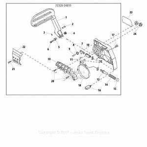 Shindaiwa 377 Parts Diagram For Brake Lever
