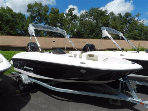 Element Boats For Sale by 2016 New Bayliner Element Bowrider Boat For Sale 18 585