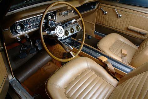 palomino interior vintage mustang forums