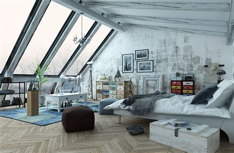 Loft Bedroom by 23 Stylish Loft Bedroom Ideas Design Pictures What