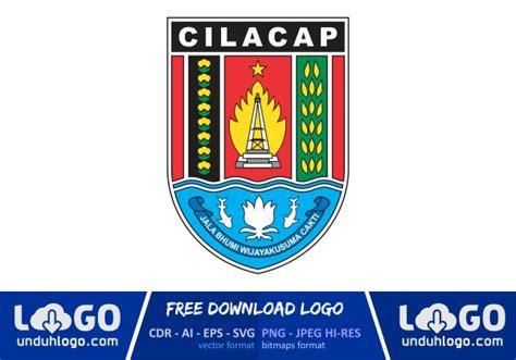 logo kabupaten cilacap  vector cdr ai png