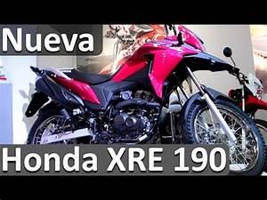 Honda 2017 Motos : honda xre 190 2017 al 2018 ficha t cnica y caracteristicas ~ Melissatoandfro.com Idées de Décoration