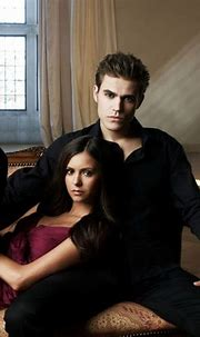 Elena Gilbert and Stefan Salvatore | TVD Obsession ...
