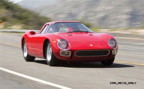 Le mans, a place in france. RM Monterey 2014 - 1964 Ferrari 250 LM by Scaglietti ...