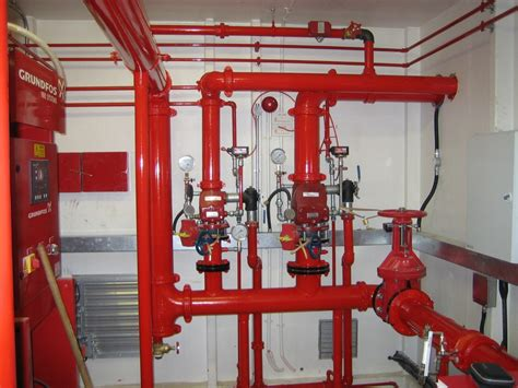 Method Statement For Testing & Commissioning Of Fire