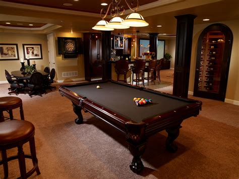 Basement Design And Layout