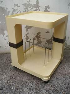 Meuble Pour Tourne Disque : meuble pour tourne disque et vynils vint 39 age ~ Teatrodelosmanantiales.com Idées de Décoration