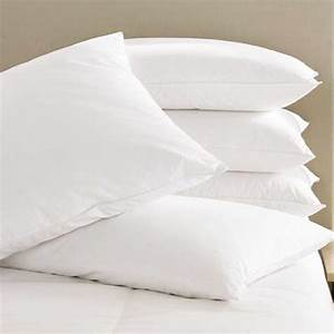 5 simple facts about down pillows explained best goose for Best down pillow for neck pain