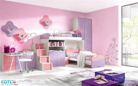 chambre de fille de 8 ans déco chambre fille 8 ans