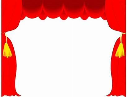 Clip Theatre Clipart Border