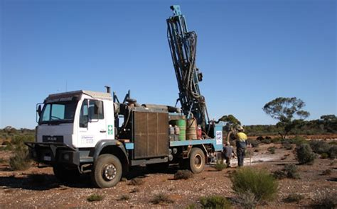 aussie penny gold stock jumps    drill results