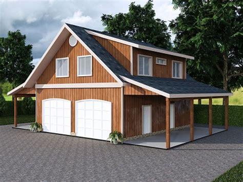garage plan  carport   garage apartment