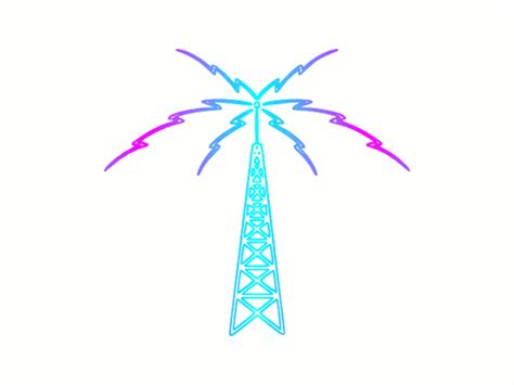 radio tower gifs find share  giphy