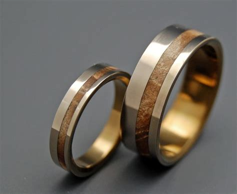 1000 images about his her matching wedding bands on