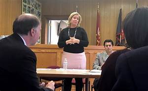 Corinne Kerner - President of Saddle River Republican Club