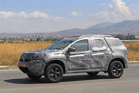 Nouvelle Dacia 2019 by 2019 Dacia Duster Spied For The Time Prototype