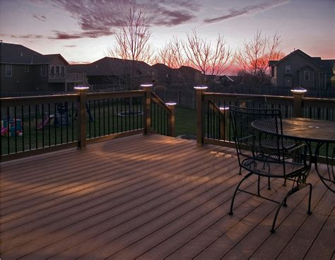 outside patio deck lighting ideas and pictures