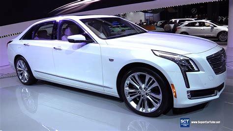 2018 Cadillac Ct6 30tt Awd  Exterior And Interior